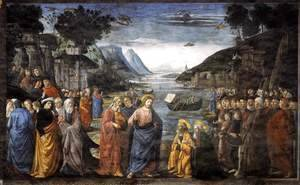 Domenico Ghirlandaio - Calling of the First Apostles