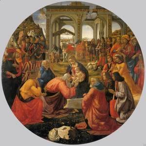 Adoration of the Magi I