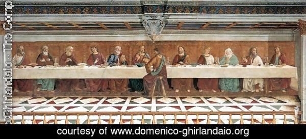 Last Supper 1476