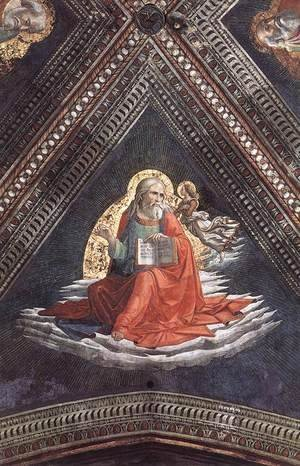Domenico Ghirlandaio - St Matthew The Evangelist